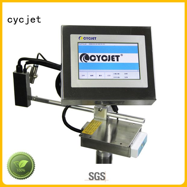 Portable inkjet printer printer company for carton package