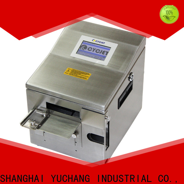 cycjet c700 continuous inkjet printer manufacturers Suppliers for plastic label