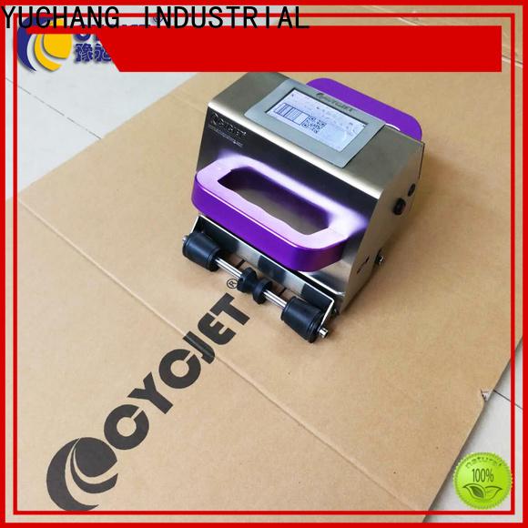 Best portable inkjet printer jet for stainless steel