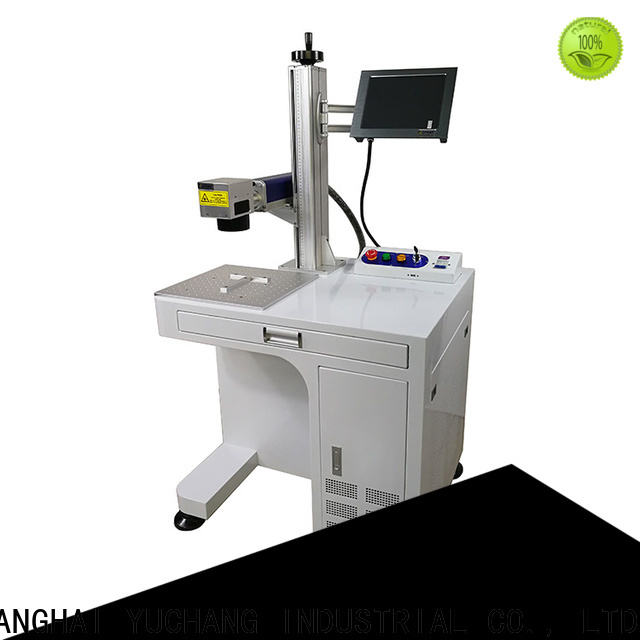 New laser coding machine 5w for business for carboard package