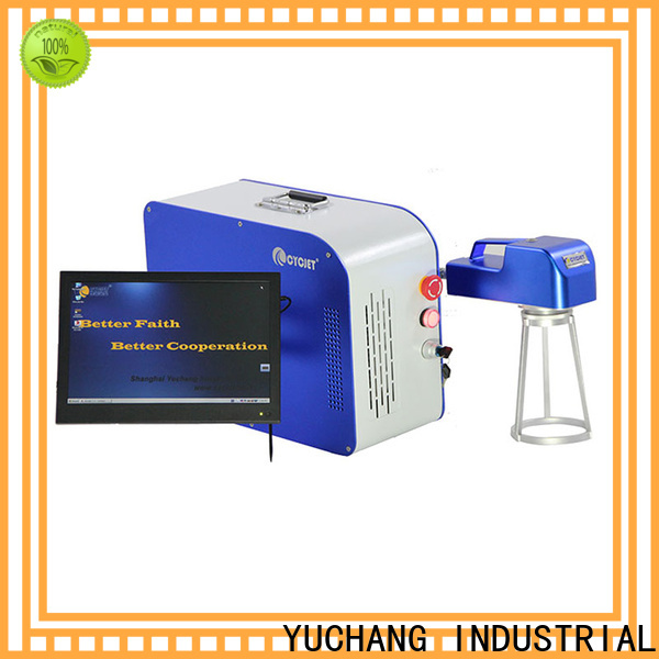 cycjet Wholesale laser coding machine for plastic label
