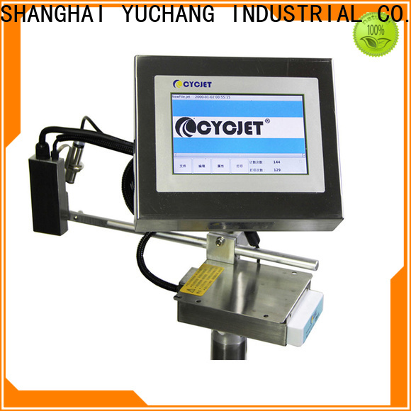 Wholesale continuous inkjet printer manufacturers c700 factory for carton package
