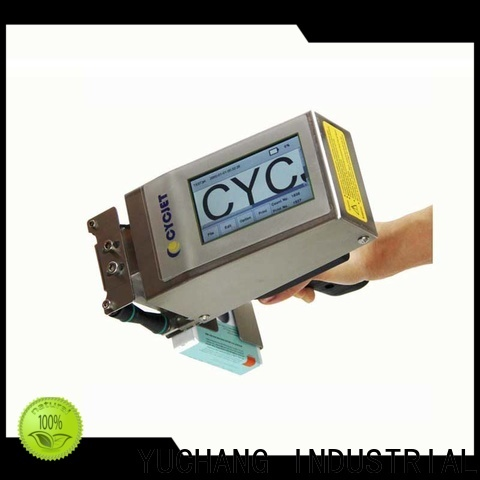 cycjet Top inkjet coding machine for business for food package