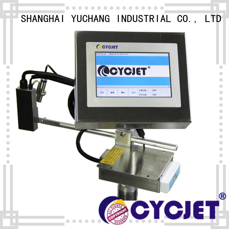 Wholesale inkjet coding machine printing Supply for plastic pipe