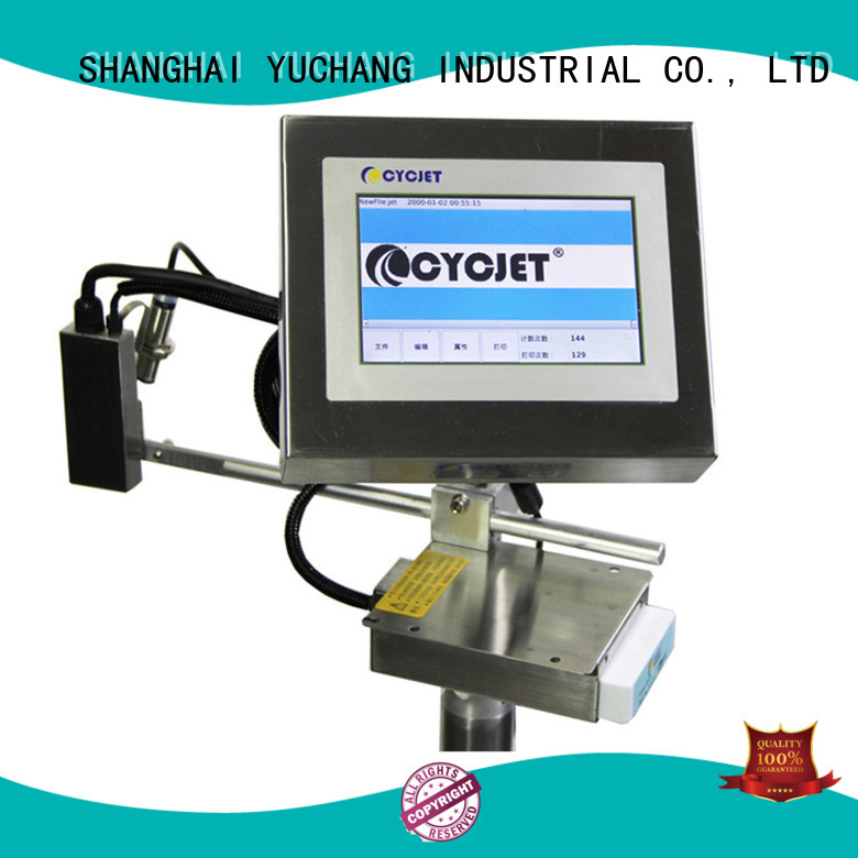 cycjet system coding machine company for wood