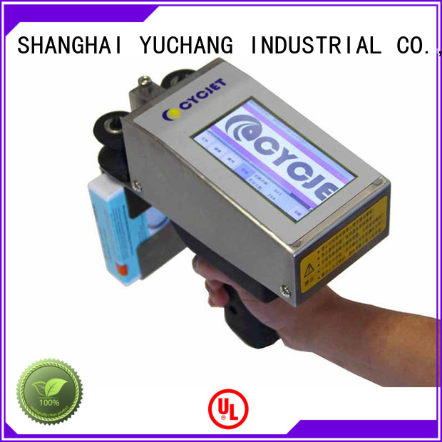 cycjet jet portable inkjet printer Suppliers for stainless steel