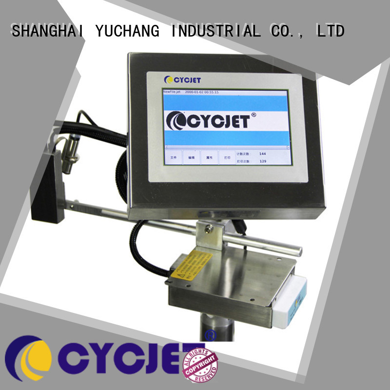 cycjet portable inkjet marking systems for carton package
