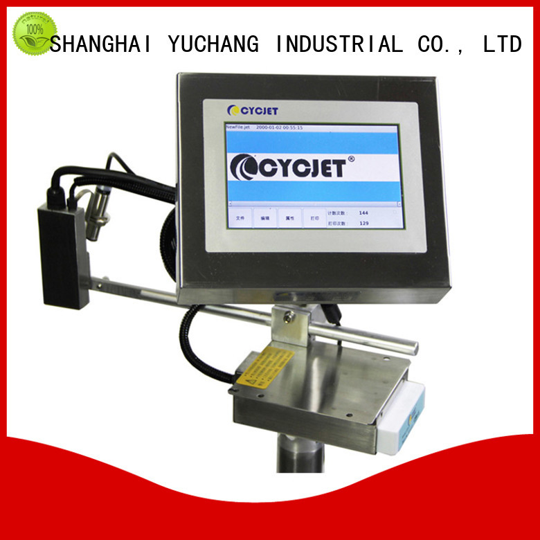 cycjet automatic inkjet coding machines Suppliers for large character printing