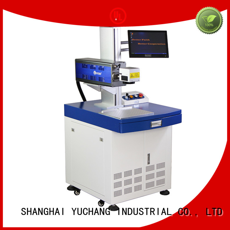 cycjet laser coding machine industry for carton package