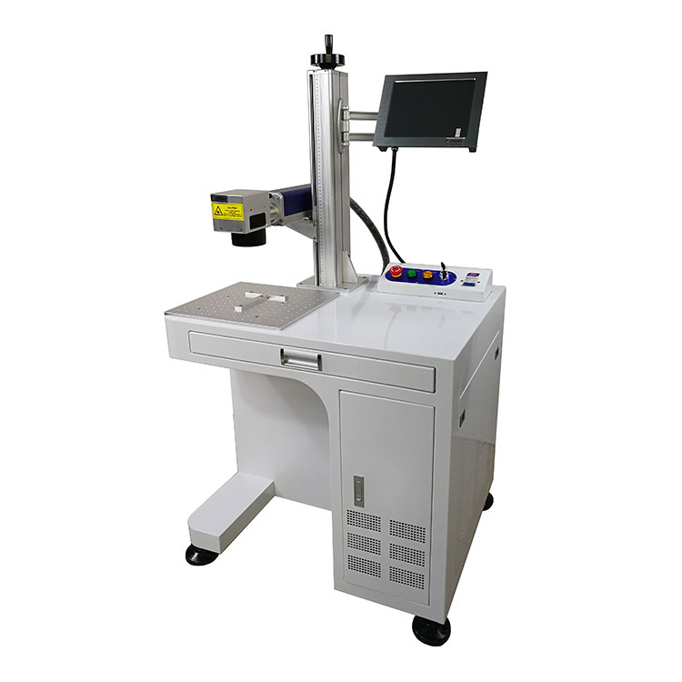 CYCJET Desk Type Fiber Laser Marking Machine 20w & 30W