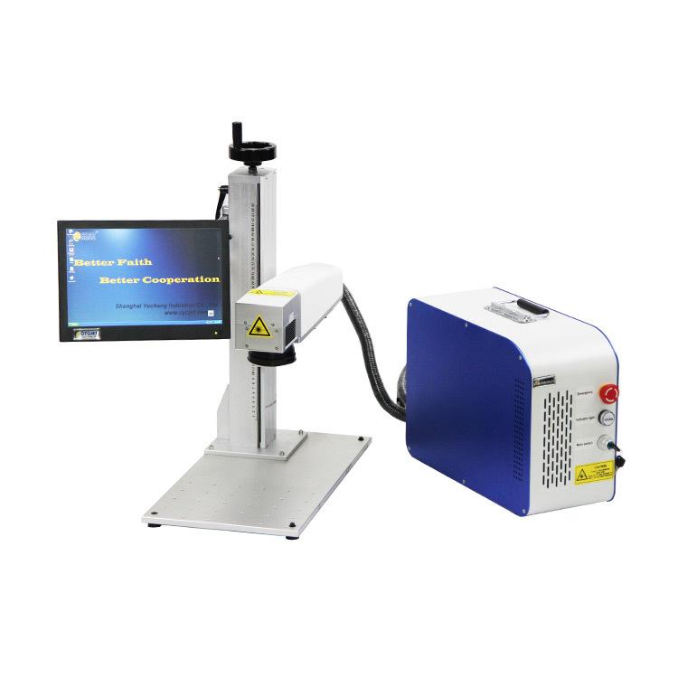 CYCJET Portable Fiber Laser Printer 20w & 30w LF20/LF30