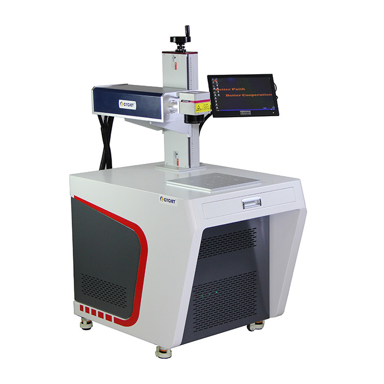 CYCJET Stationary UV Laser Coding Machine 5w LU05