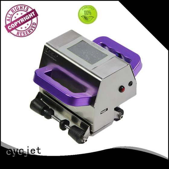 high quality handheld inkjet printer supplier for jewelry