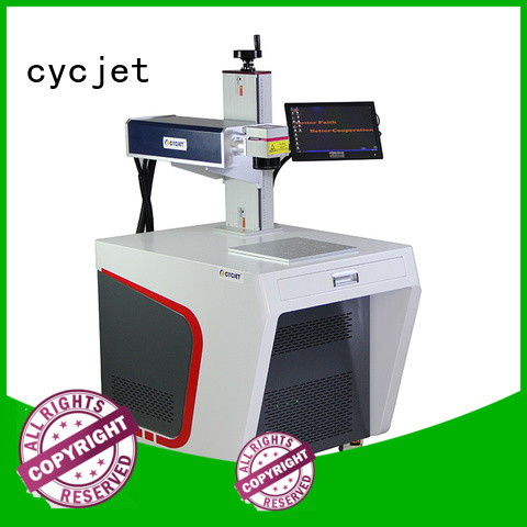 cycjet Latest Laser Coding Machinery company for carboard package