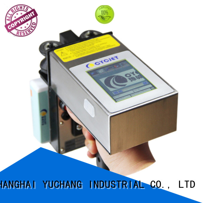 high quality portable inkjet printer wholesale for plastic tags