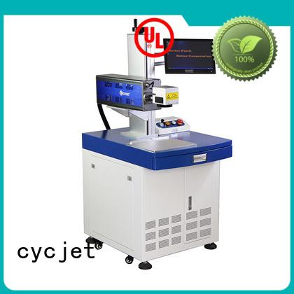 cycjet laser coding machine bulk production for plastic film