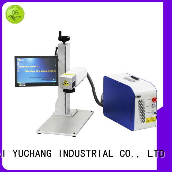 cycjet High-quality Handheld Laser Printer manufacturers for cartons