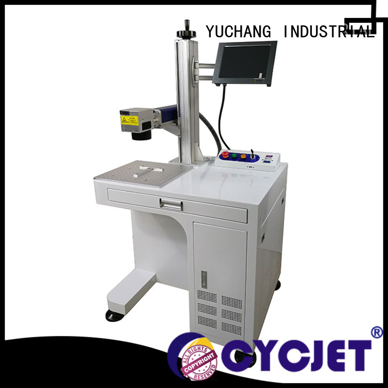 cycjet marking Laser Coding Machinery manufacturers for carboard package