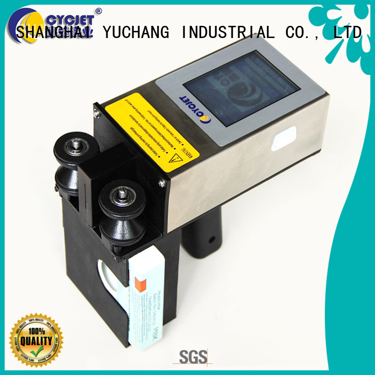 professional laser marking equipment industry for plastic pipe