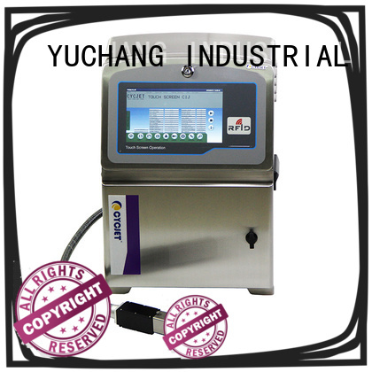 screen controller small character inkjet printer t6040 supplier for oil