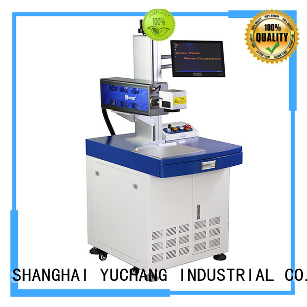 cycjet co2 metal marking machine Suppliers for carboard package