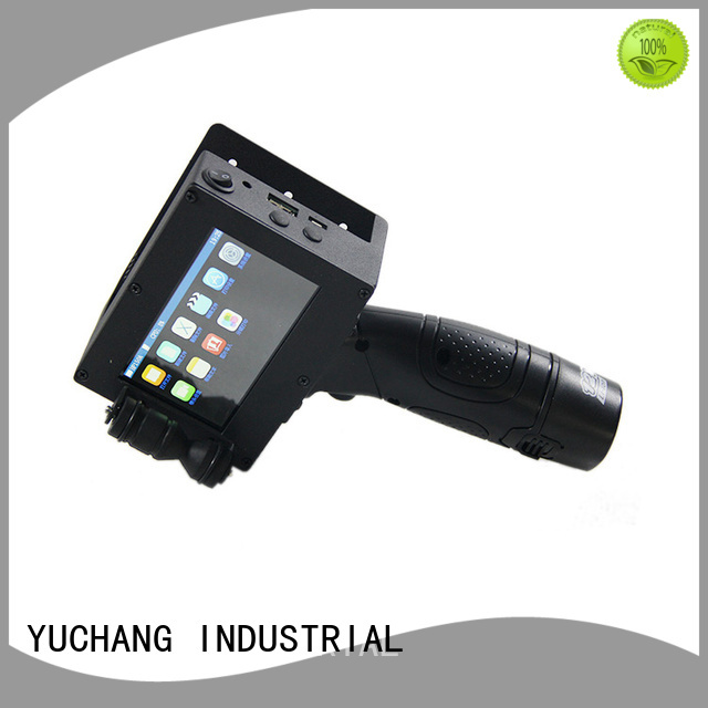 cycjet hand tij automatic printer factory for plastic pipe