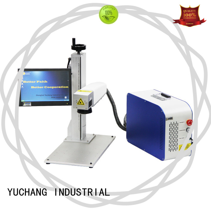 cycjet New Handheld Laser Printer factory for cartons