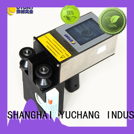 cycjet professional laser marking equipment industry for food package