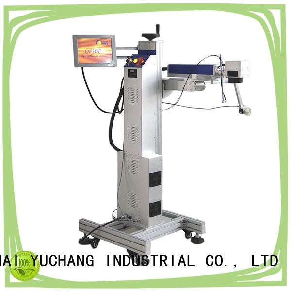 cycjet High-quality laser marking machine manufacturers Suppliers for plastic pipe