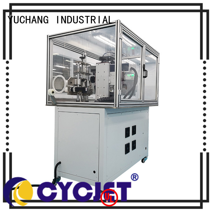 cycjet Wholesale flying laser marking machine factory for food package