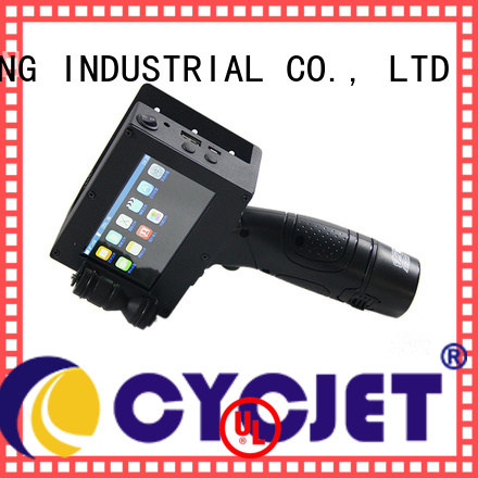 controller high-Resolution Inkjet Coder industry for plastic film