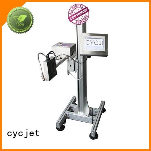 cycjet Wholesale Portable inkjet printer Supply for plastic label