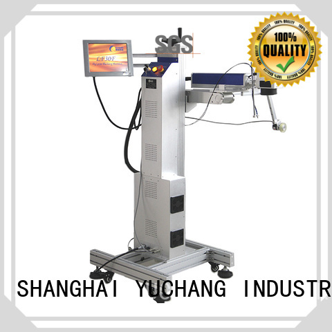 cycjet system laser marking machine manufacturers for plastic pipe