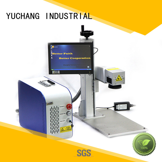 cycjet laser coding machine manufacturer for plastic film