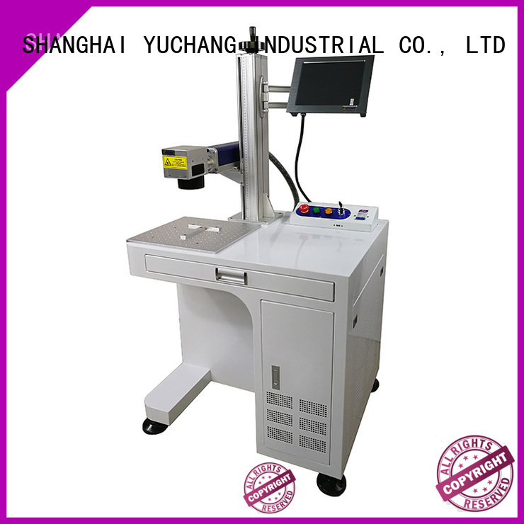 single handle laser coding machine industry for carton package