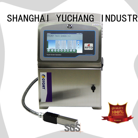 screen controller small character inkjet printer cij industry for beverage