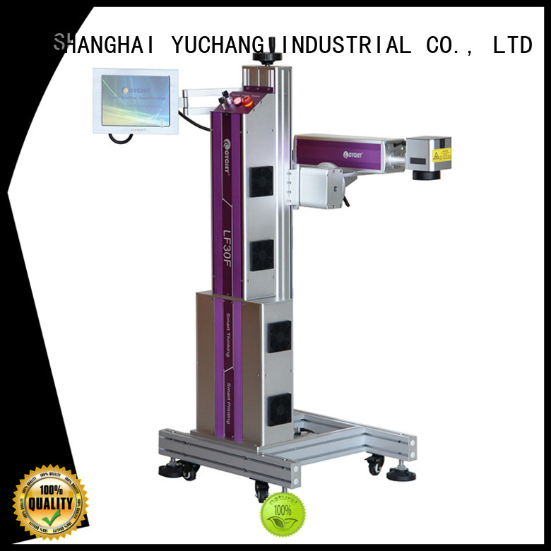 Best laser marking machine manufacturers system company for electric cable