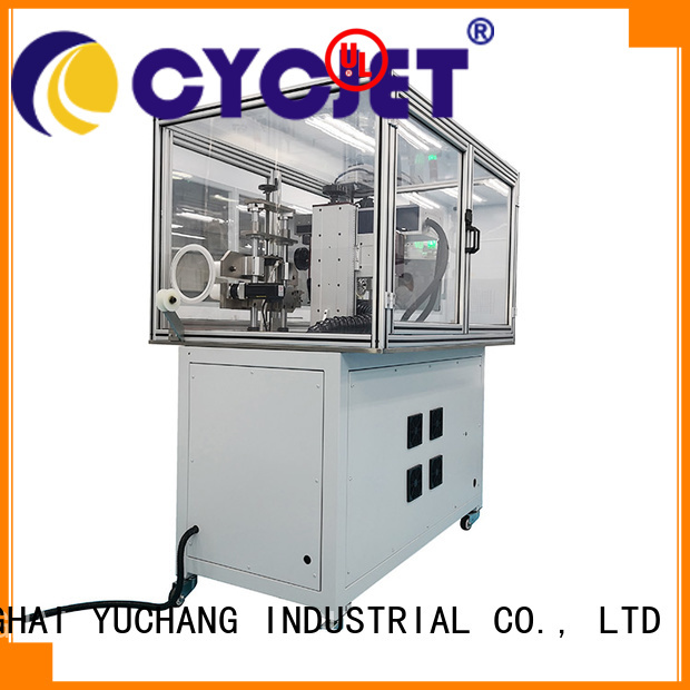 cycjet Latest laser marking stainless steel Suppliers for electric cable