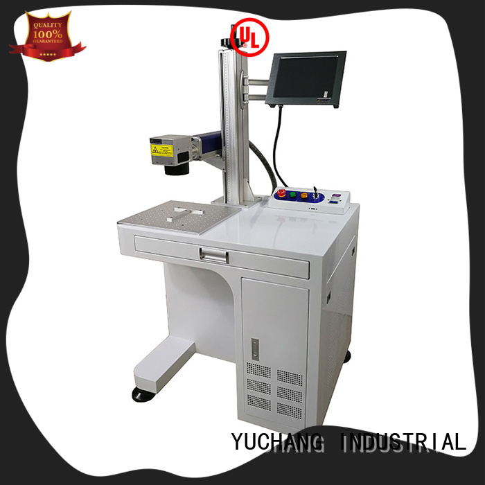 cycjet Custom metal marking machine for business for plastic label
