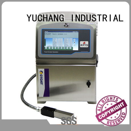 ink system small character inkjet printer manufacturer for beverage