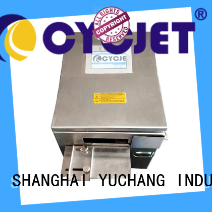 controller high-Resolution Inkjet Coder supplier for carboard package