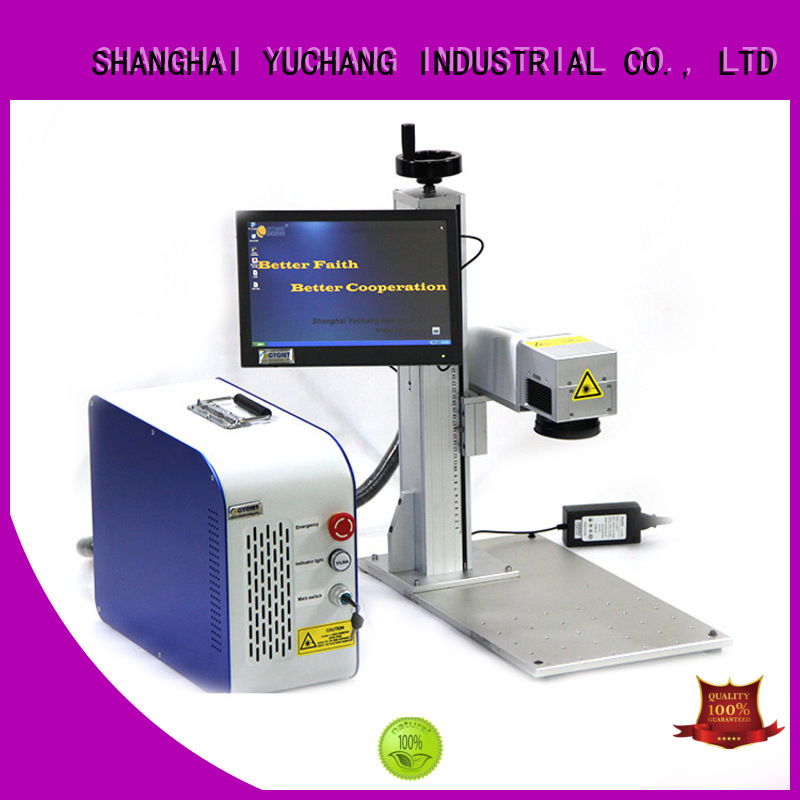 single handle laser coding machine manufacturer for carboard package