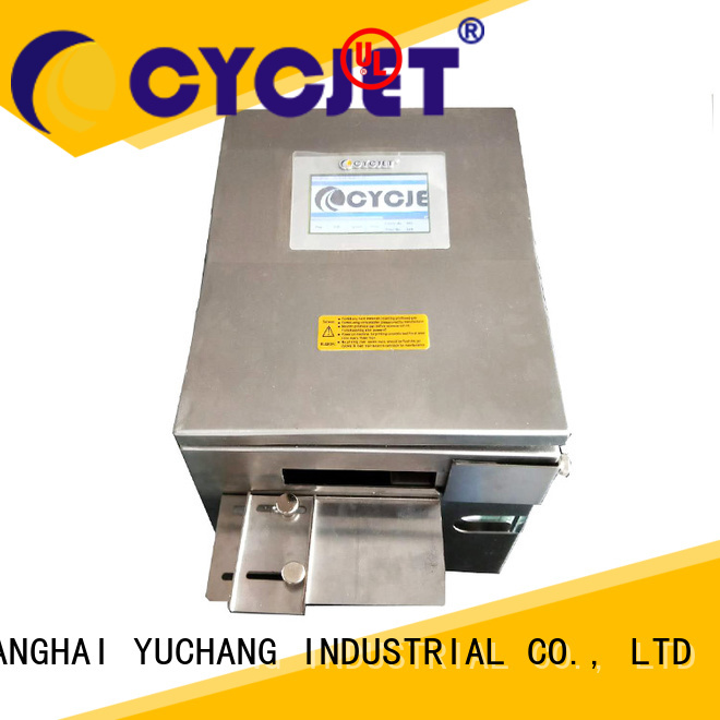 cycjet controller high-Resolution Inkjet Coder industry for plastic film
