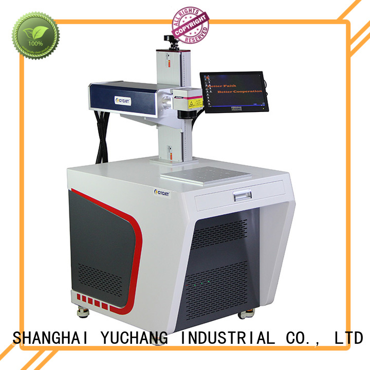 cycjet coding laser coding machine for carboard package