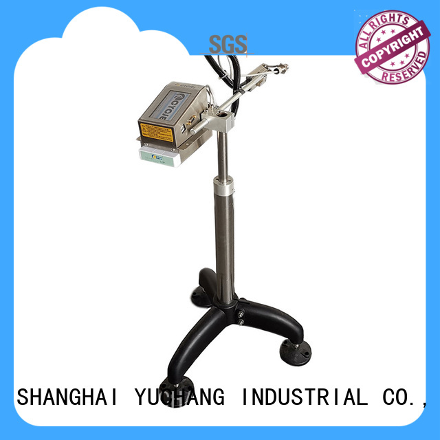 Portable inkjet printer industrial Suppliers for carton package