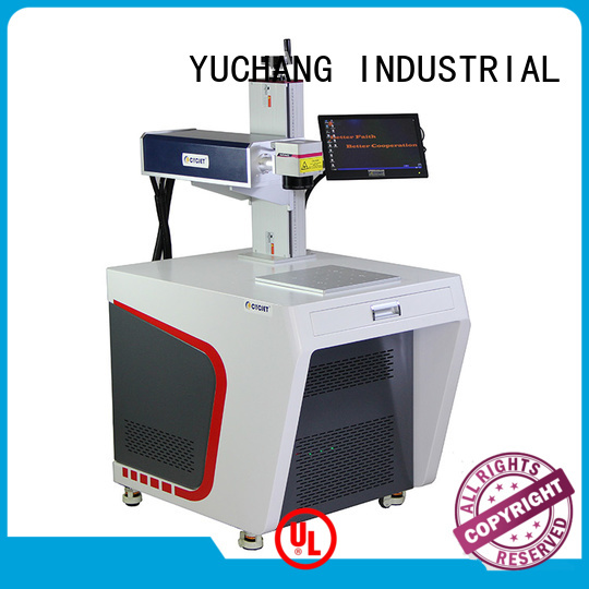 cycjet laser coding machine industry for carboard package