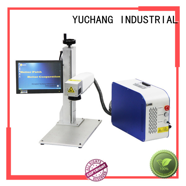 cycjet High-quality handheld laser marker for business for large character printing