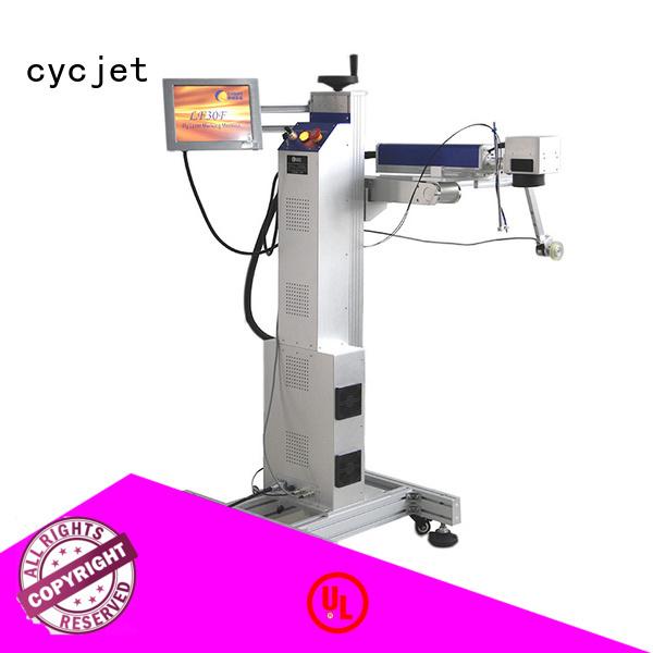 high-tech flying laser marking machine manufacturer for food package