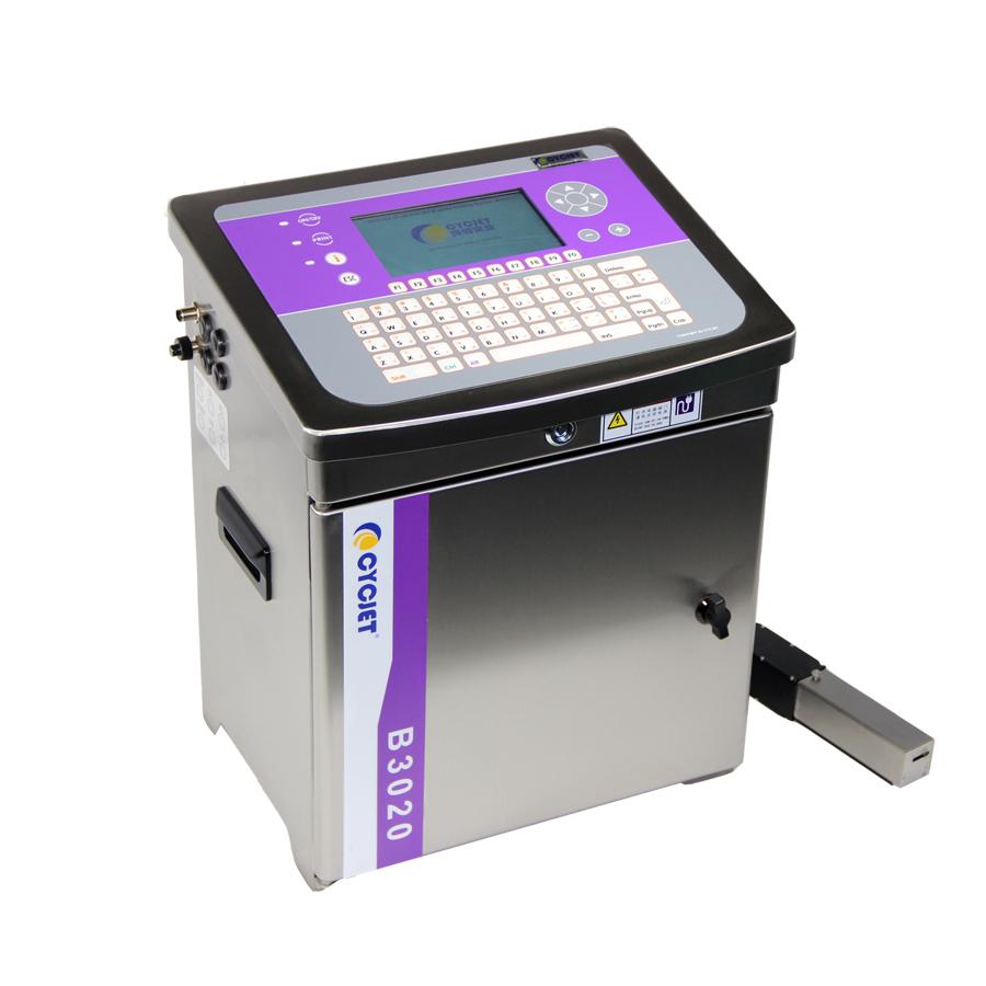 CYCJET High Speed Small Character Inkjet Printer Model B3020