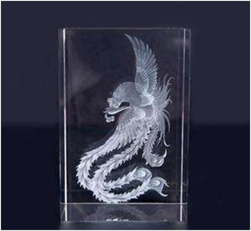How to use UV Laser Marking Machine to engrave logo on Glass Cups